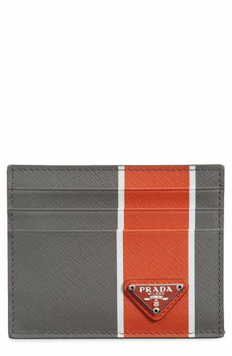 ea2c7753c3b12b Men's Prada Wallets | Nordstrom