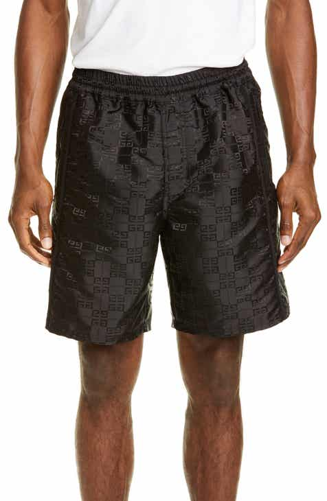 6b4959cc Givenchy 4G Nylon Athletic Shorts