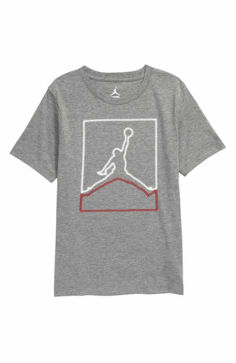 c76556309d1 Jordan Air Jordan by Nike Dri-FIT T-Shirt (Big Boys)