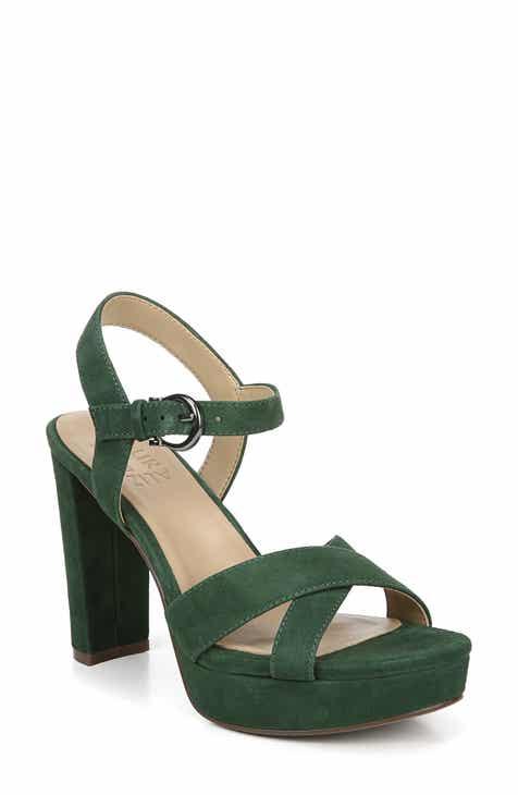 dcfd0862c2 Naturalizer Mia Cross Strap Platform Sandal (Women)