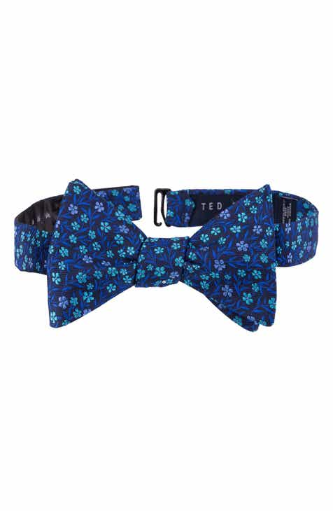 5f8ccf2d1223 Ted Baker London Floral Silk Bow Tie