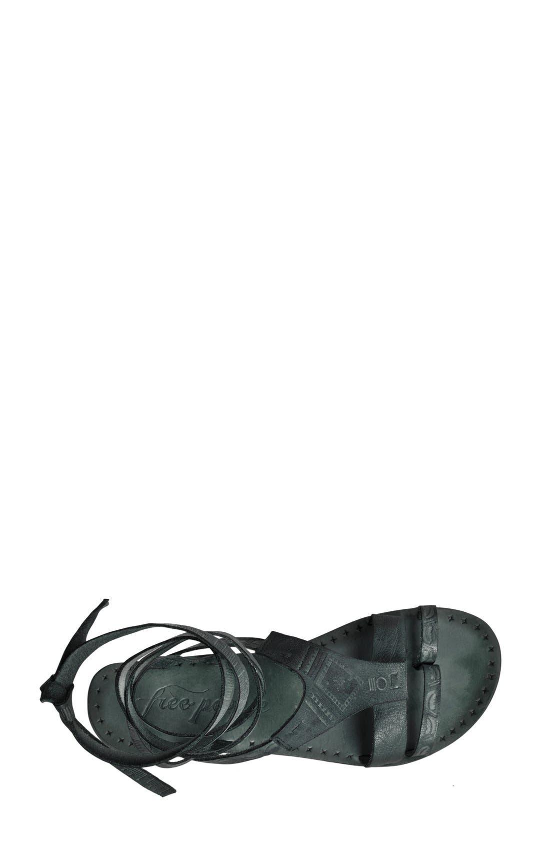 Alternate Image 3  - Free People 'Oliviera' Gladiator Sandal (Women)