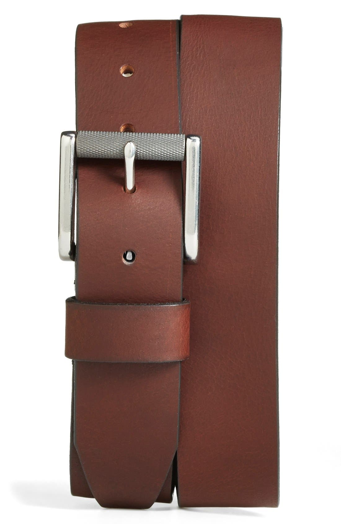 Alternate Image 1 Selected - 1901 Roller Buckle Belt