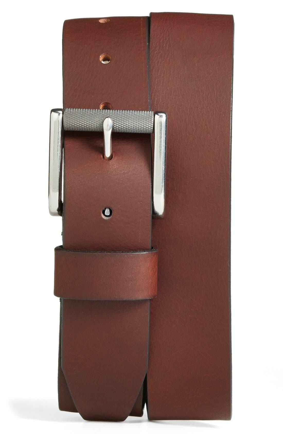 Alternate Image 1 Selected - 1901 Roller Buckle Belt