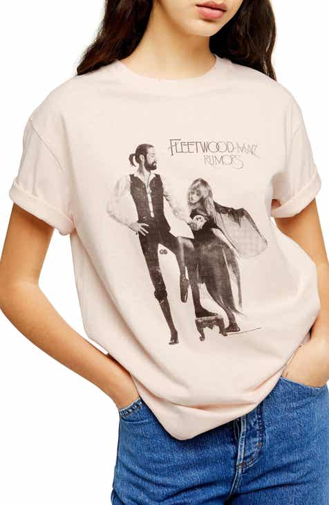 Topshop Fleetwood Mac Rumors Tee
