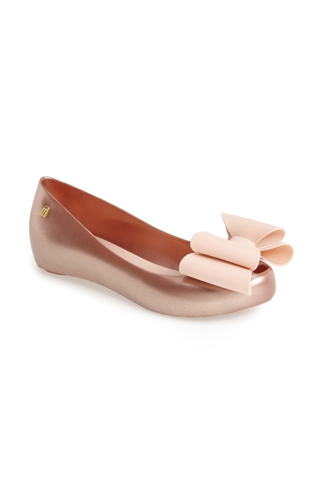 Alternate Image 1 Selected - Melissa 'Ultragirl Sweet IX' Flat (Women)