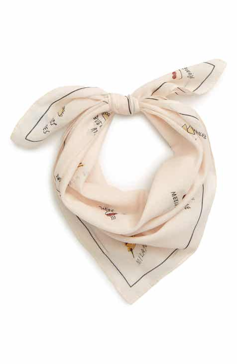 2130b8cbbce Square Scarves for Women: Silk, Cashmere, Cotton & More | Nordstrom