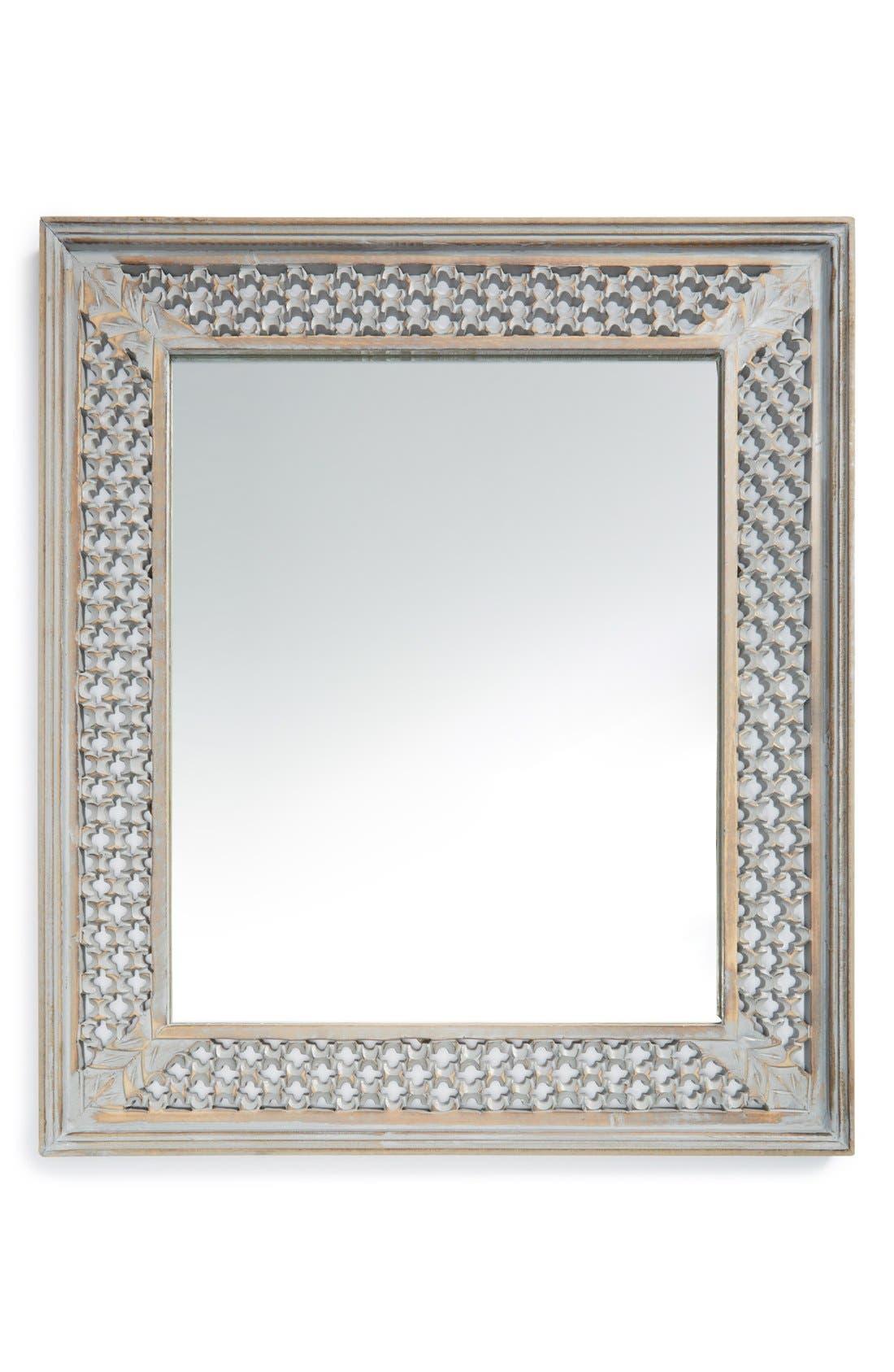 Main Image - Era Home Distressed Wood Mirror
