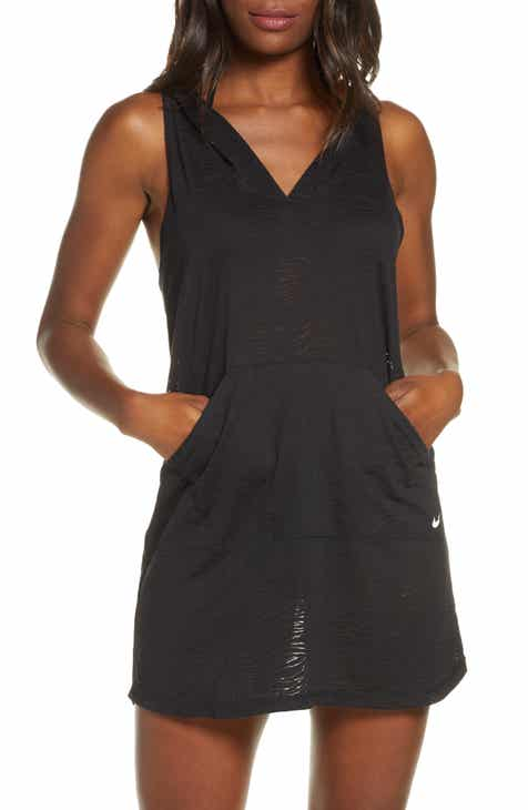 Nike Essential Hooded Cover-Up Dress