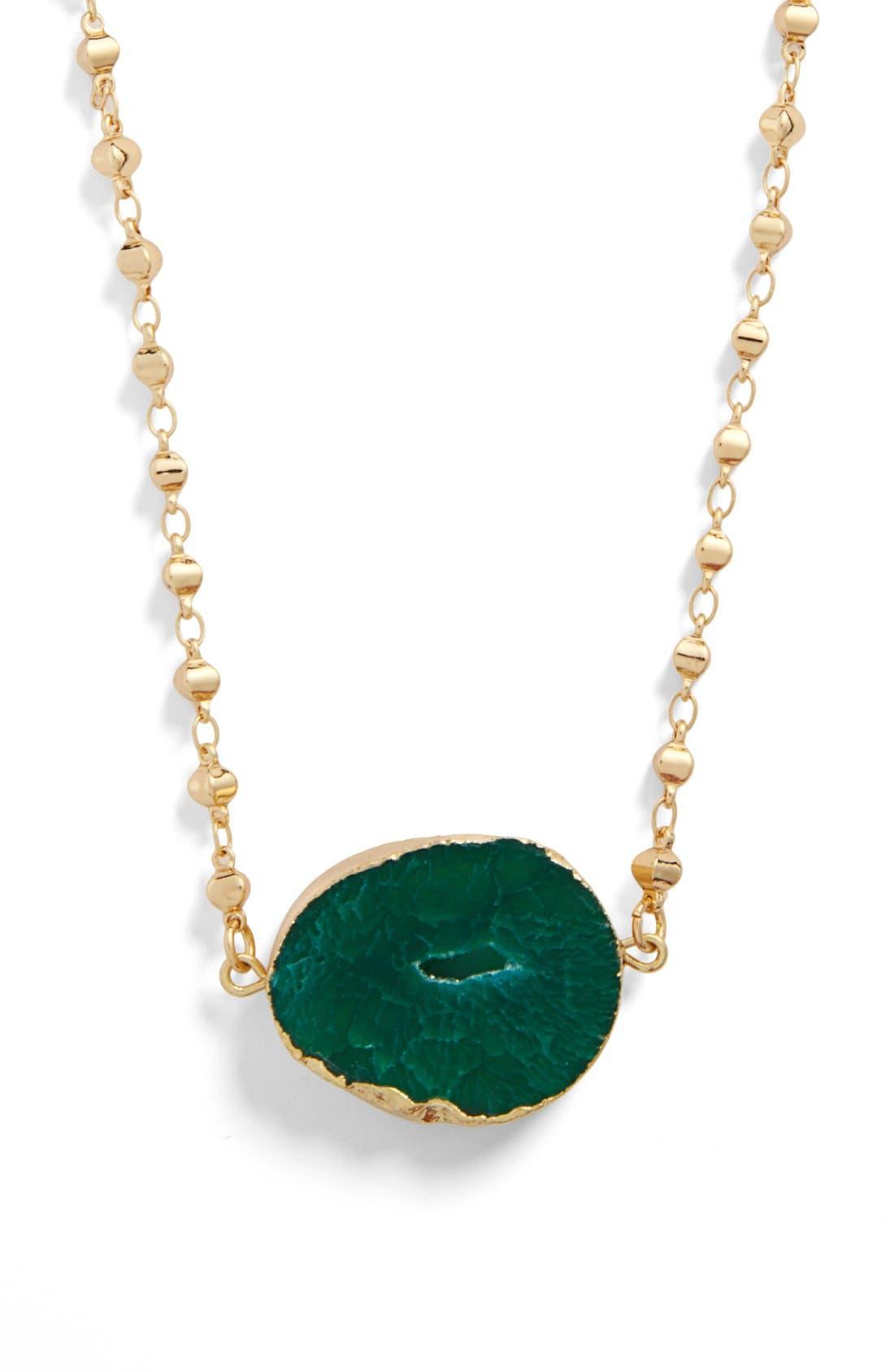Alternate Image 1 Selected - Panacea Pendant Necklace