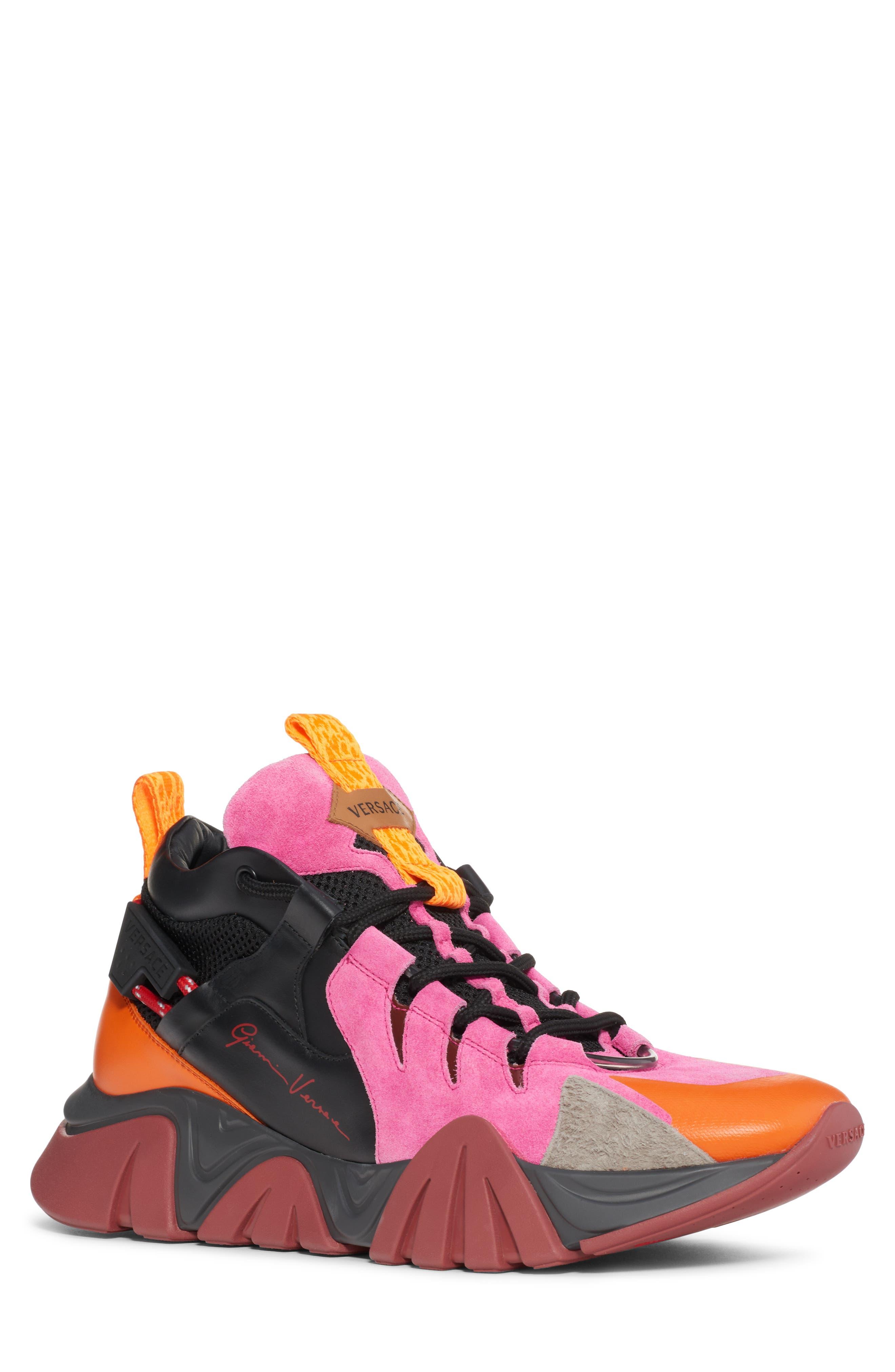 Men's Versace Sneakers \u0026 Athletic Shoes