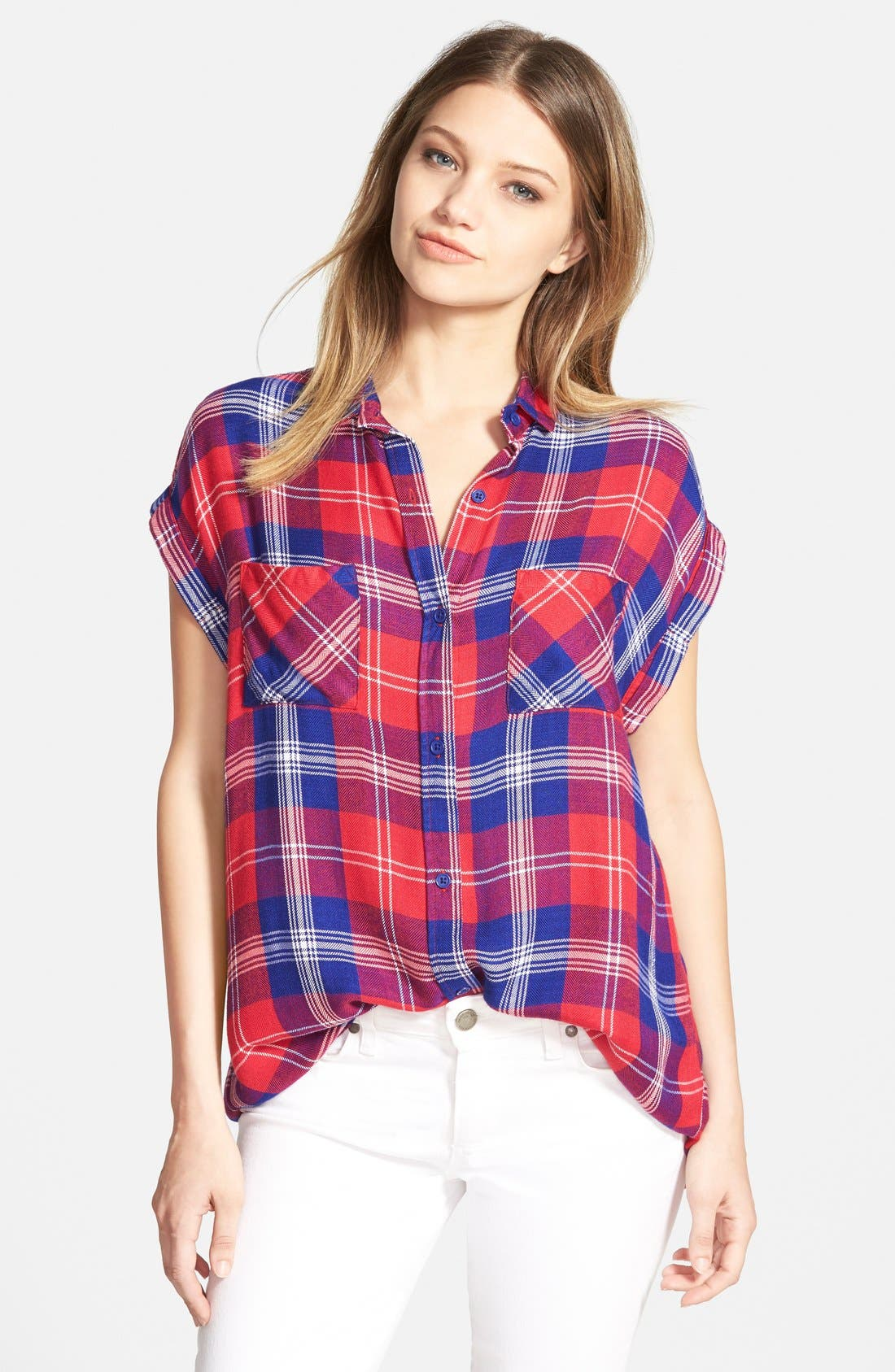Alternate Image 1 Selected - Rails 'Britt' Plaid Shirt
