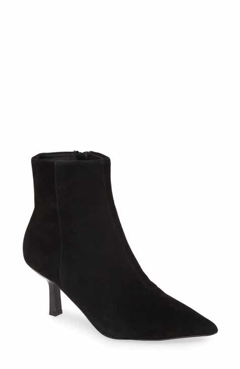 Steve Madden Sparrow Pointy Toe Bootie (Women)