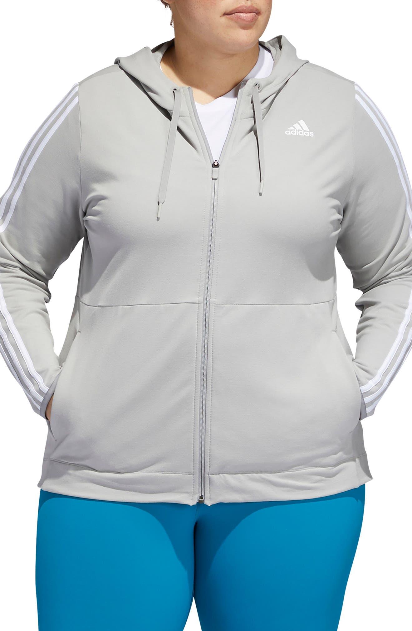 adidas j grphc hoodie - multco/grey/white