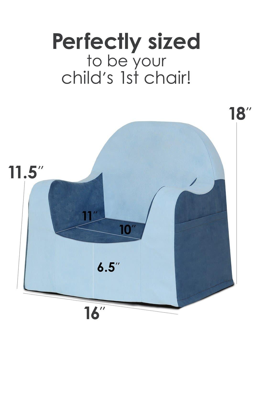 Alternate Image 5  - P'kolino 'Personalized Little Reader' Chair (Toddler)