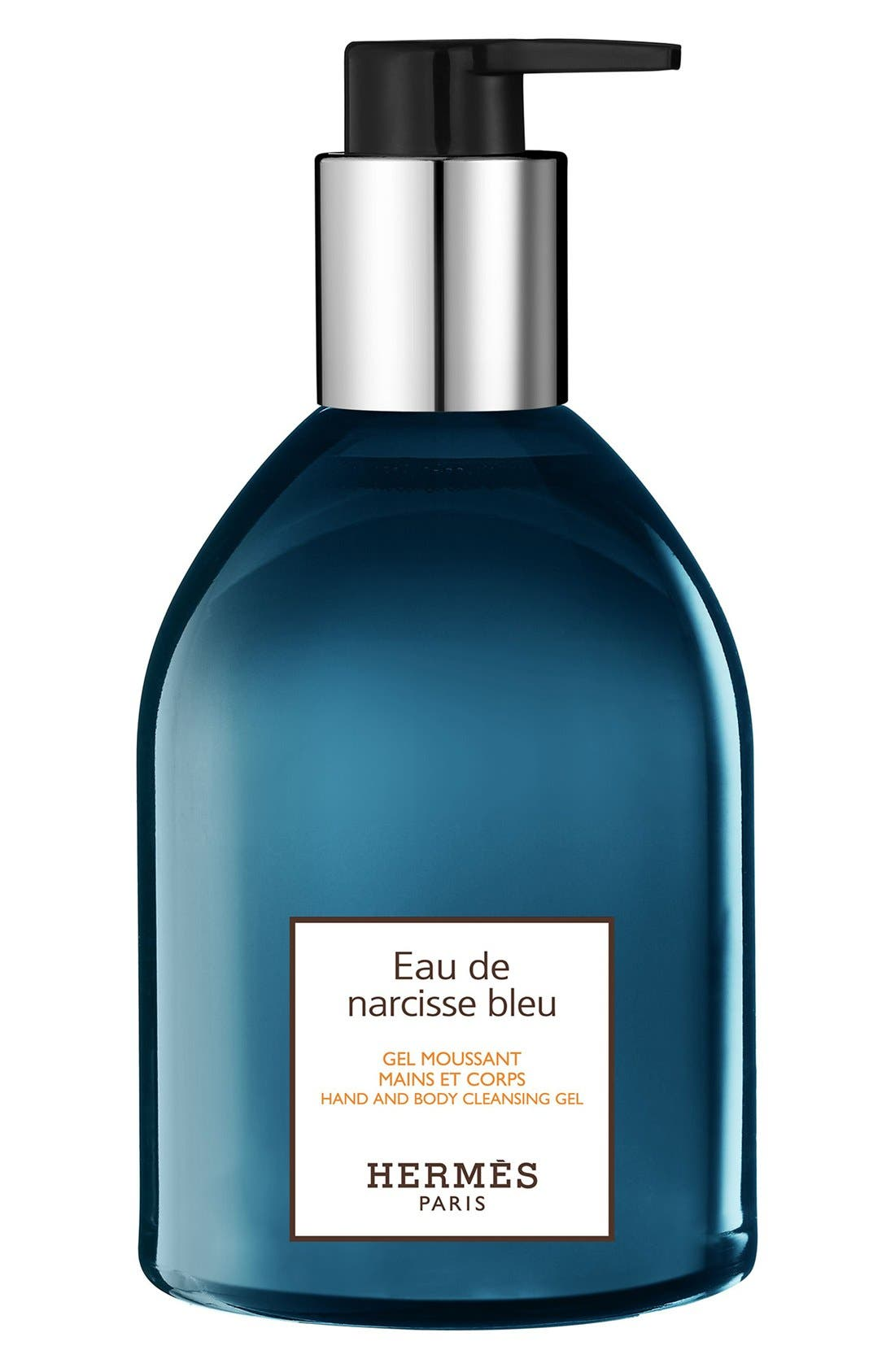 Hermès Eau de Narcisse Bleu - Hand and body cleansing gel