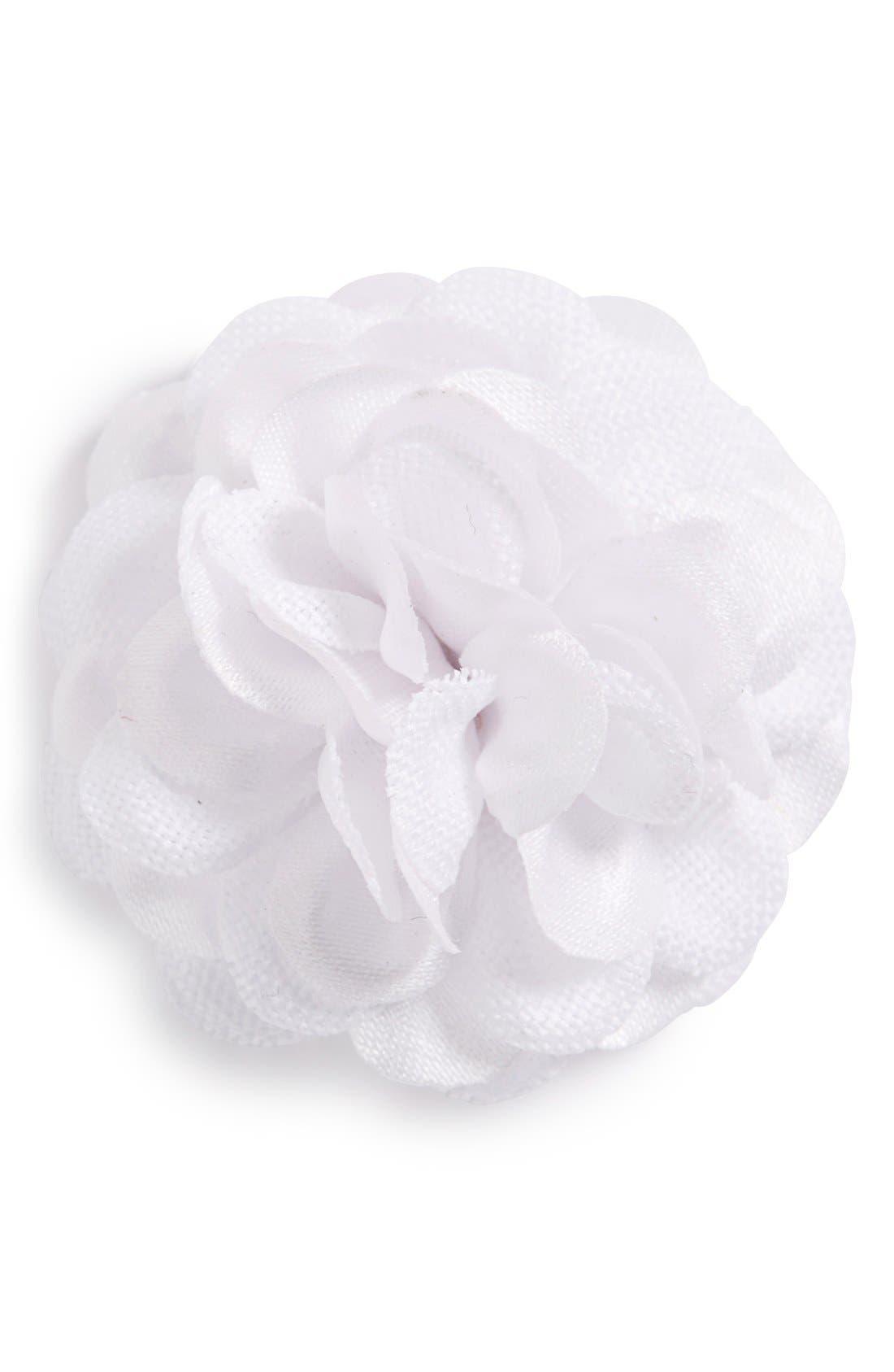Lapel Flower,                         Main,                         color, Hawkeye