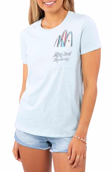 Rip Curl Surfboard Pocket T-Shirt