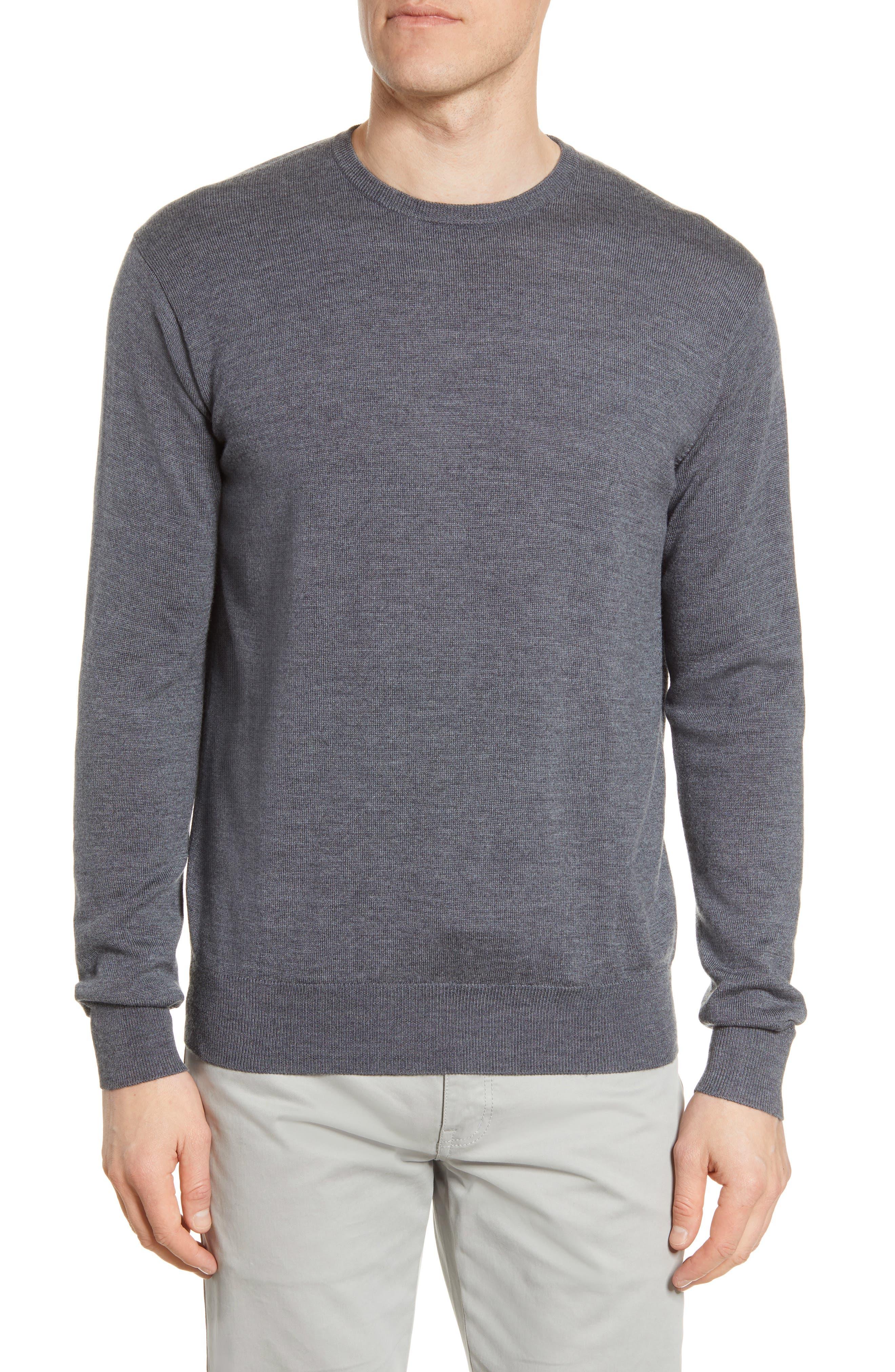 Mens Striped Sweater Cotton Jumper Brand S.OLIVER 100/% Cotton Mens Marine Pullover Stripy Pullover Blue   White 3XL Size