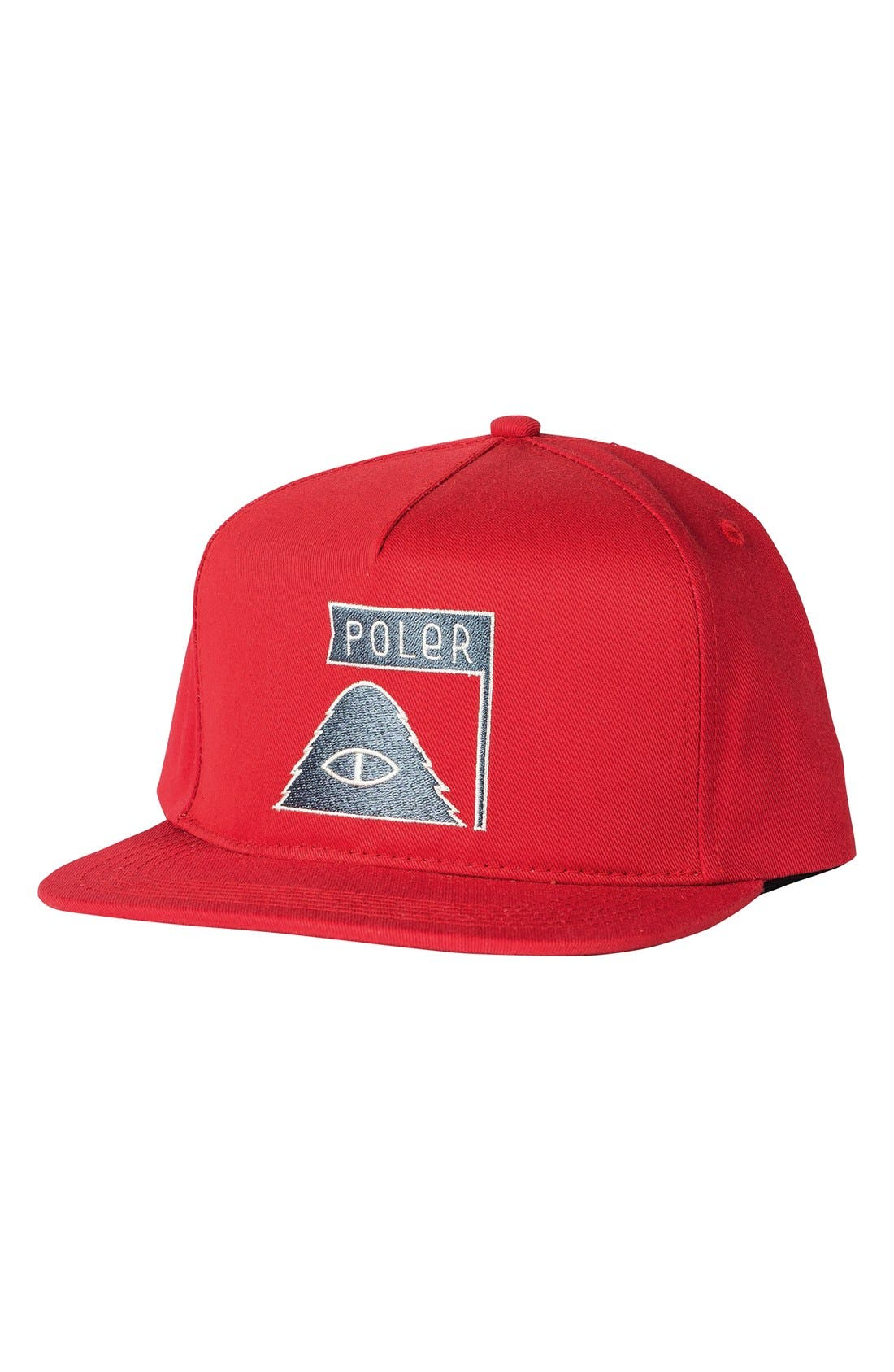 Main Image - Poler Stuff 'Cyclops' Snapback Cap