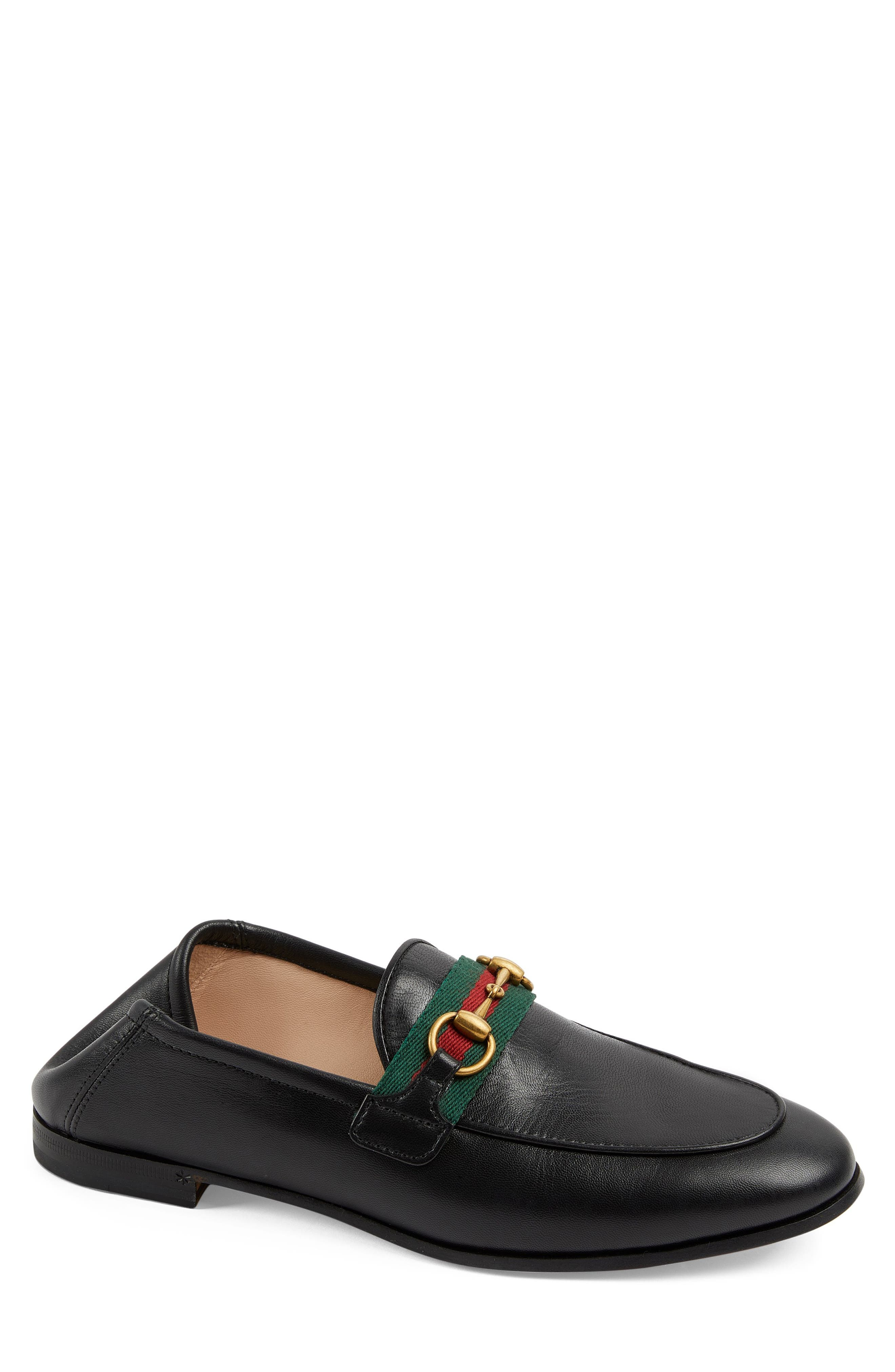 gucci loafers female