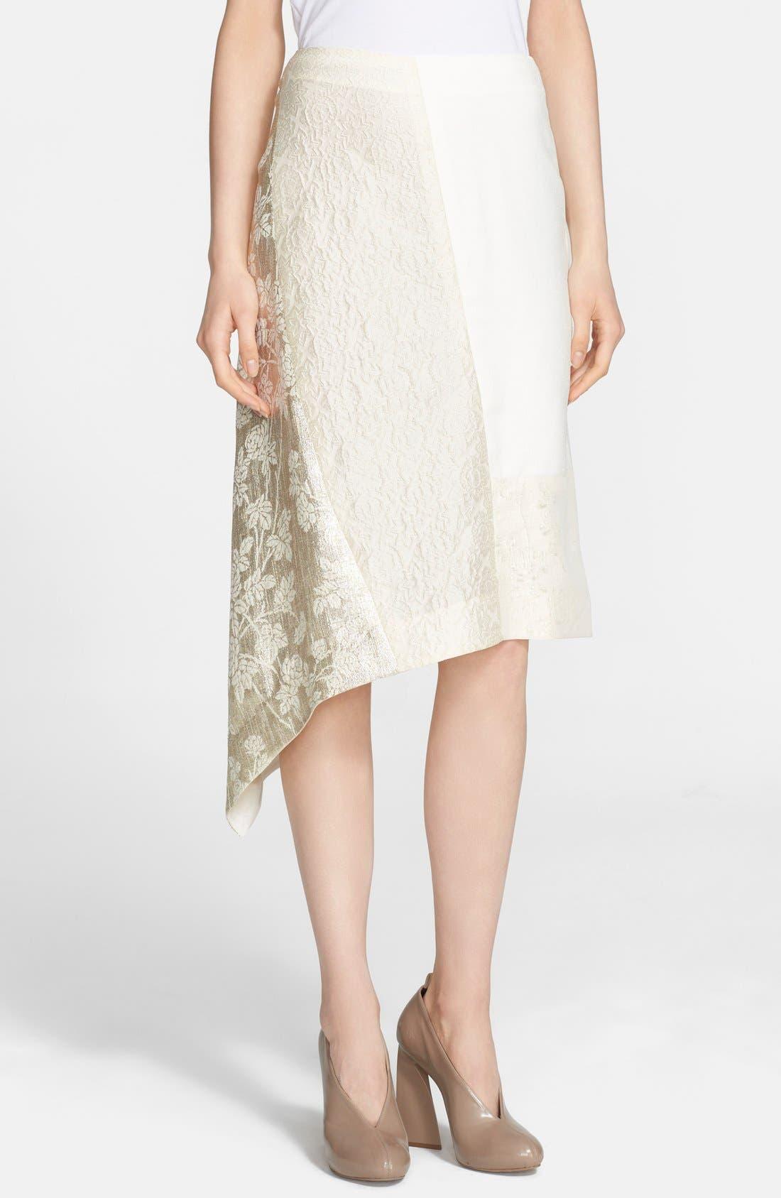 Alternate Image 1 Selected - Stella McCartney Asymmetrical Skirt