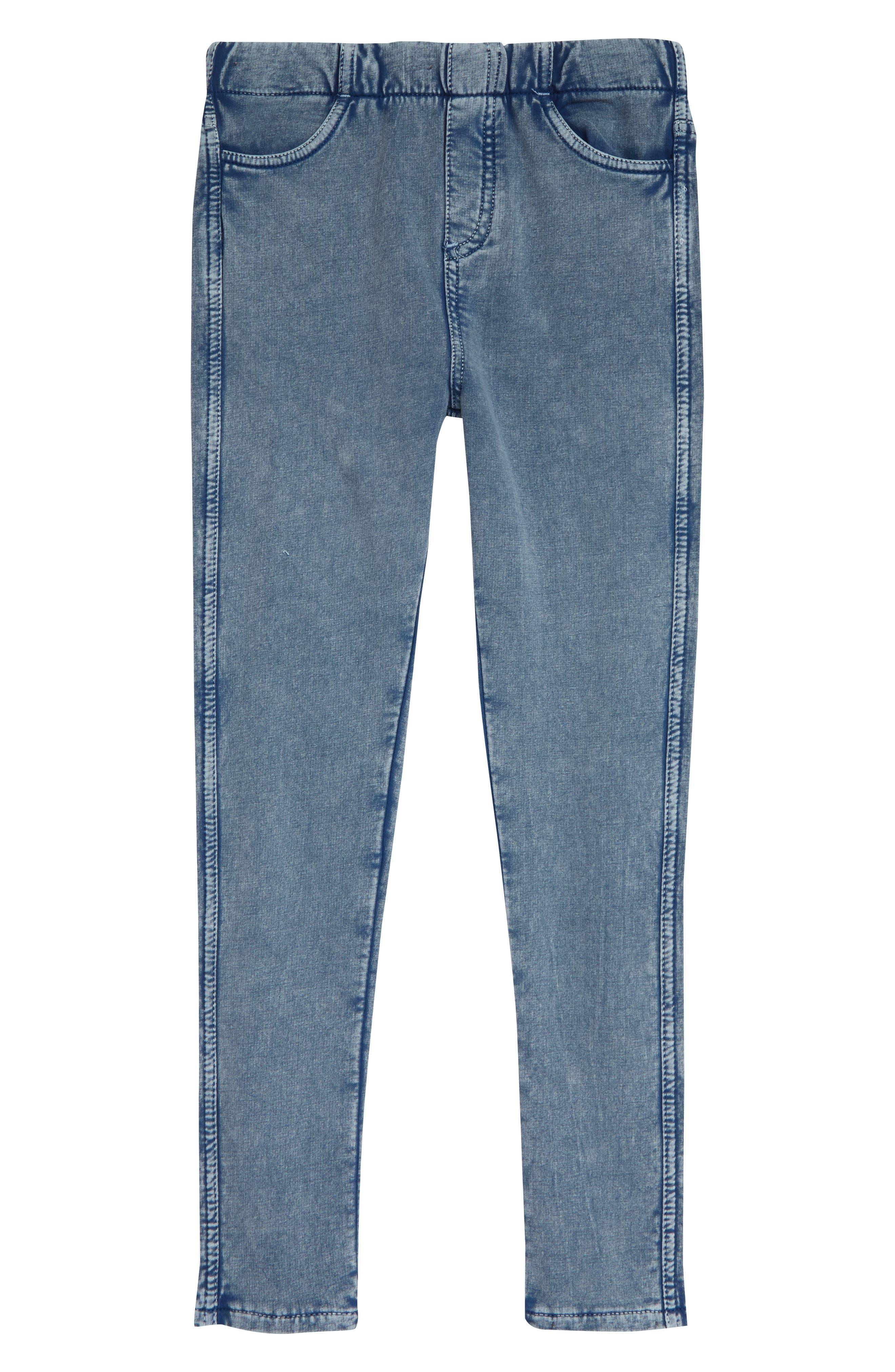 Essentials Girls Skinny Stretch Jeans
