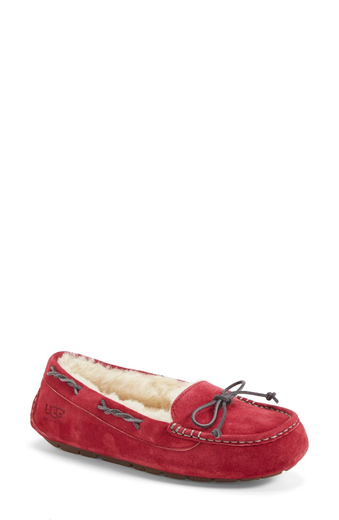 Alternate Image 1 Selected - UGG® Australia 'Tate' Slipper (Women)