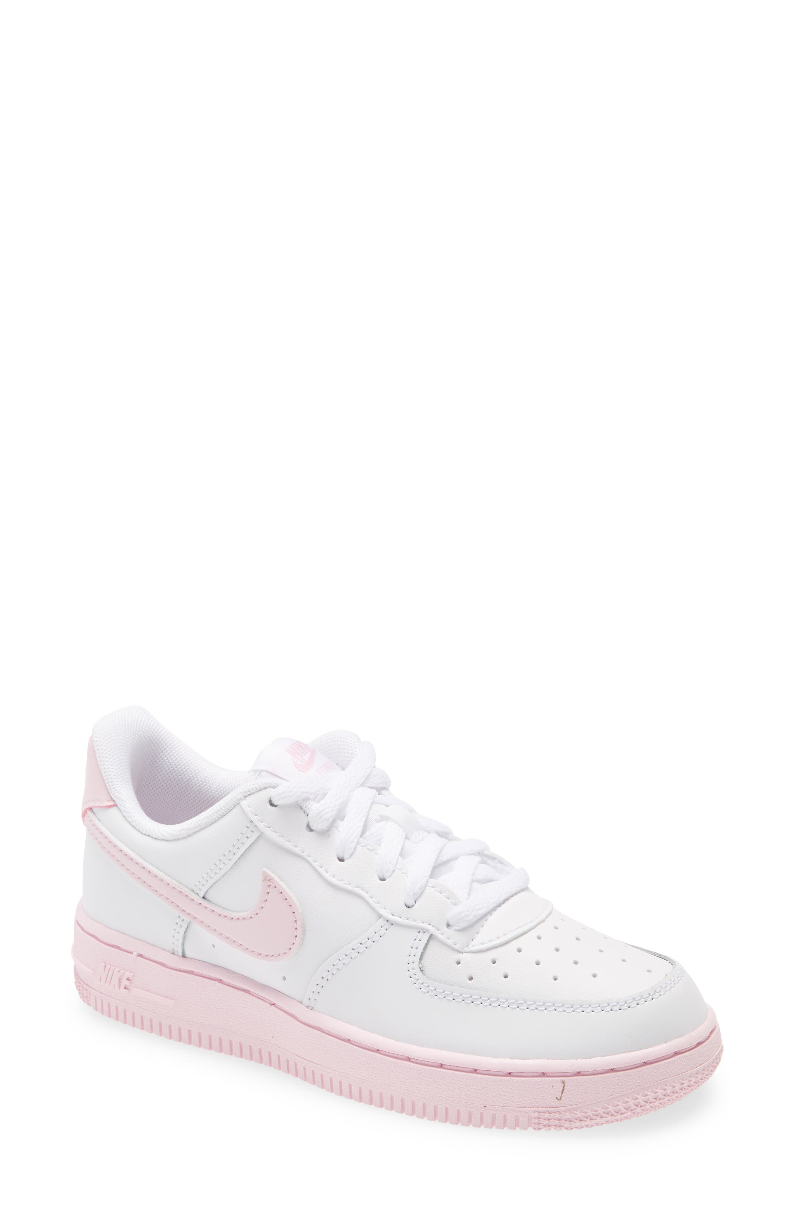 Little Girls' White Shoes (Sizes 12.5-3)