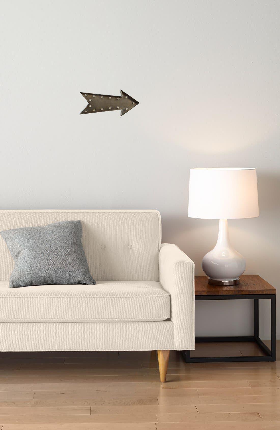 Alternate Image 2  - Kalalou Arrow Marquee Light-Up Sign