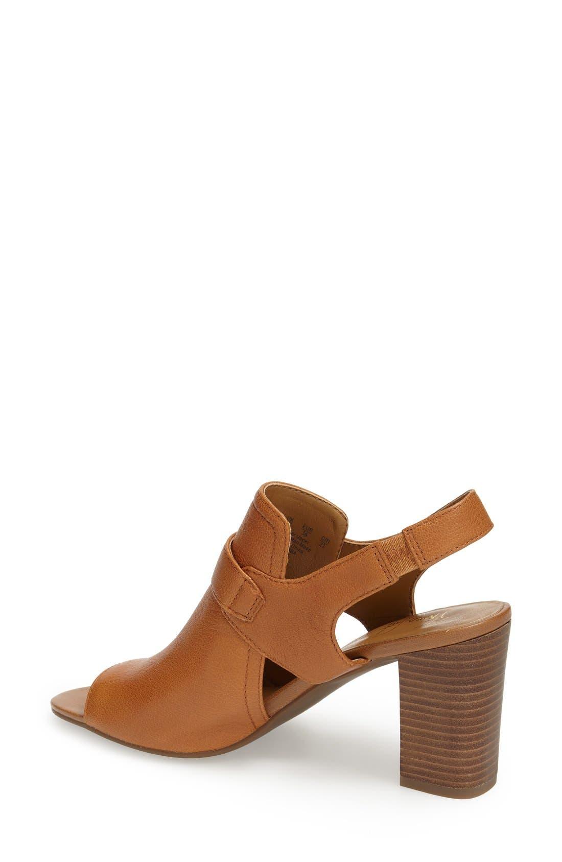 Alternate Image 2  - Franco Sarto 'Gabba' Slingback Sandal (Women)
