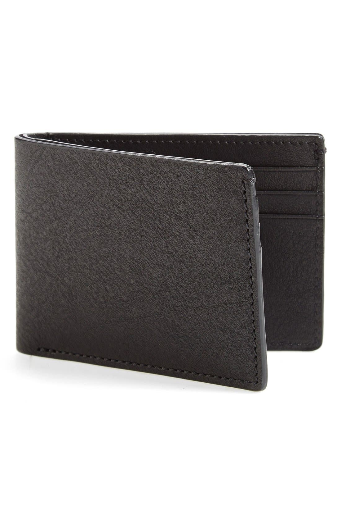 BOSCA Leather Wallet