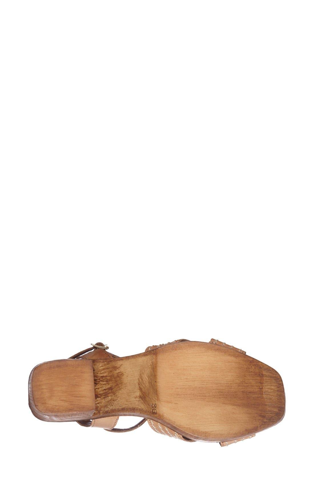 Alternate Image 4  - Topshop 'Lauren' Clog Sandal (Women)