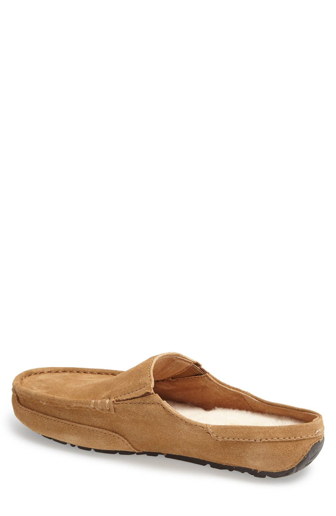 Alternate Image 2  - UGG® Alamar Twinsole® Slip-On (Men)