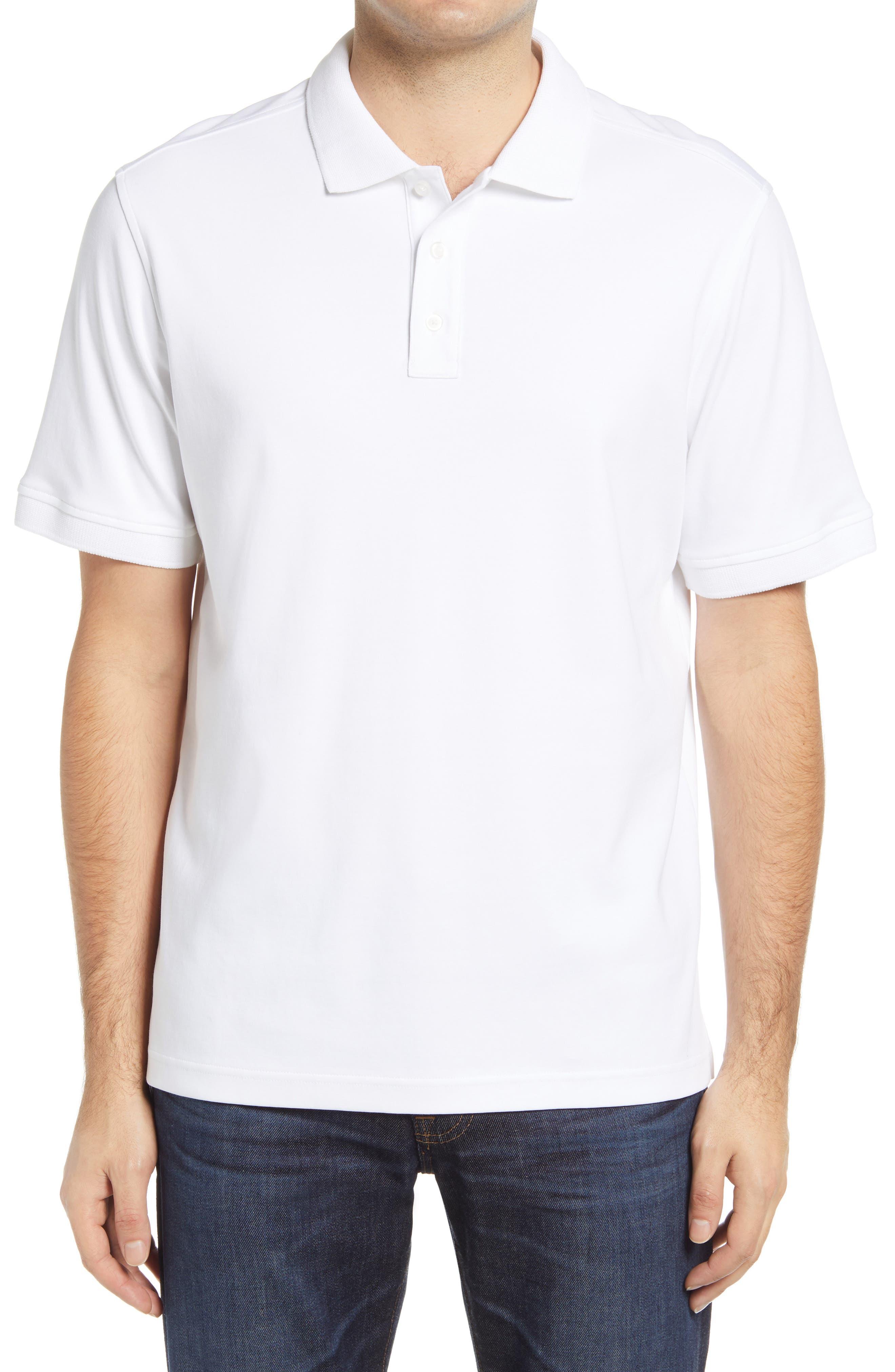 Men's White Polo Shirts | Nordstrom