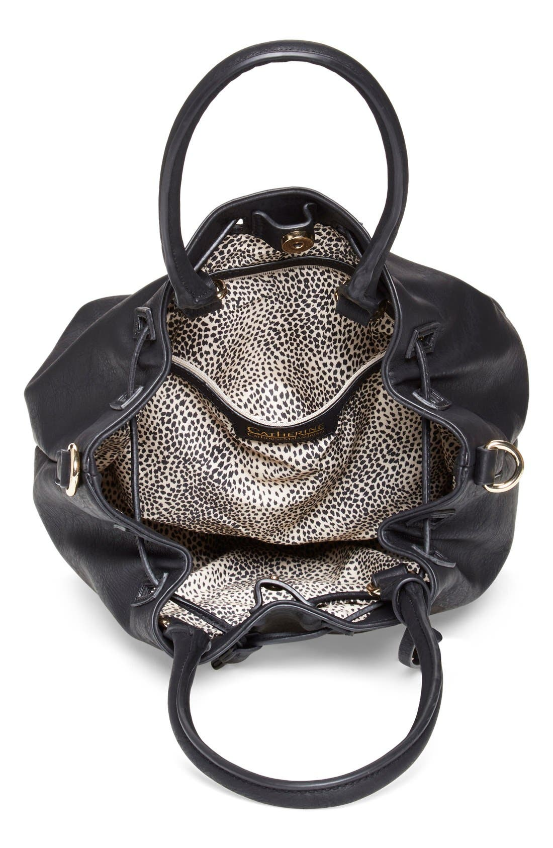 Alternate Image 4  - Catherine Catherine Malandrino 'Elena' Bucket Bag