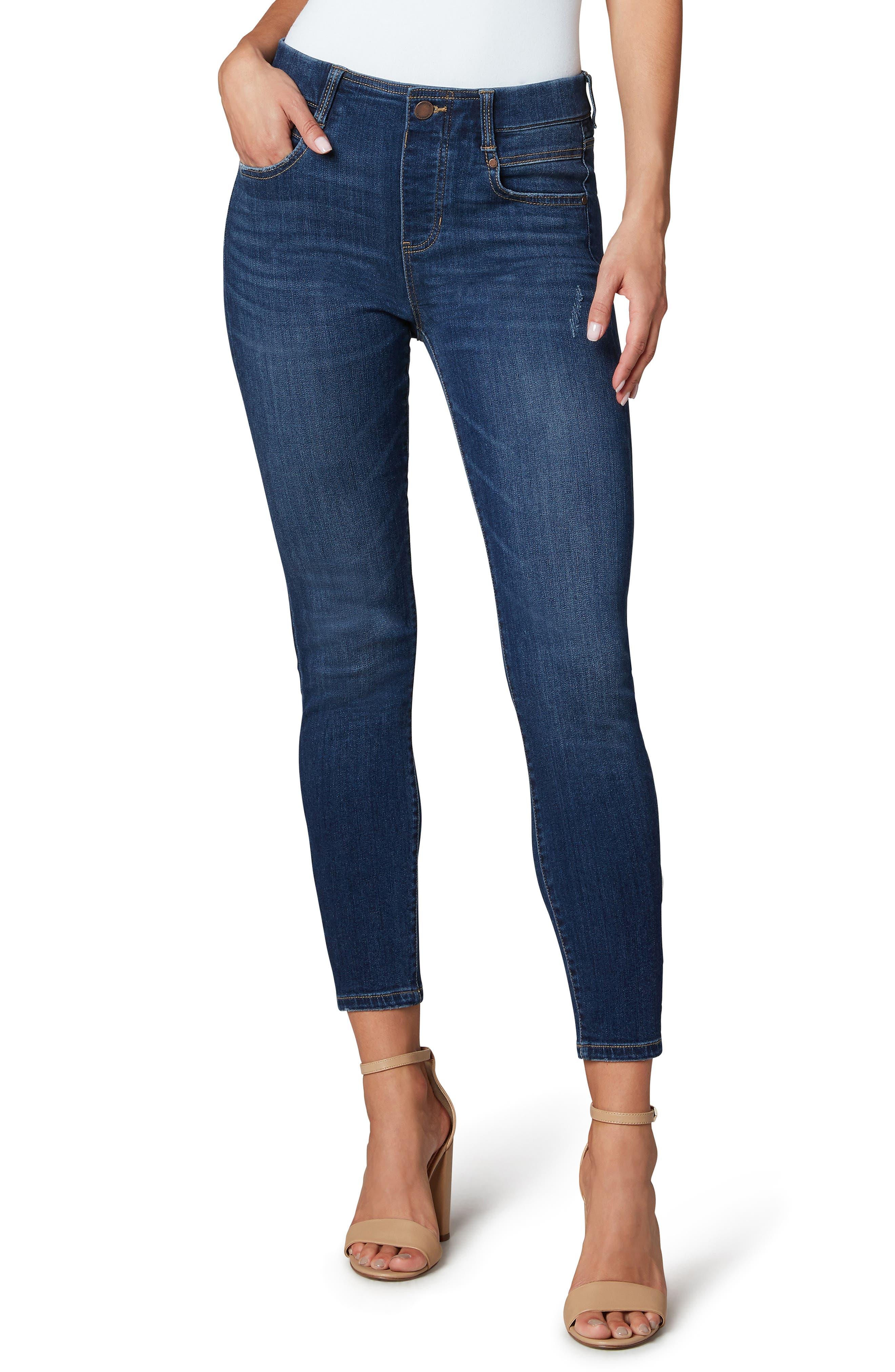 Liverpool Womens Sienna Legging Pull-On Denim Jean