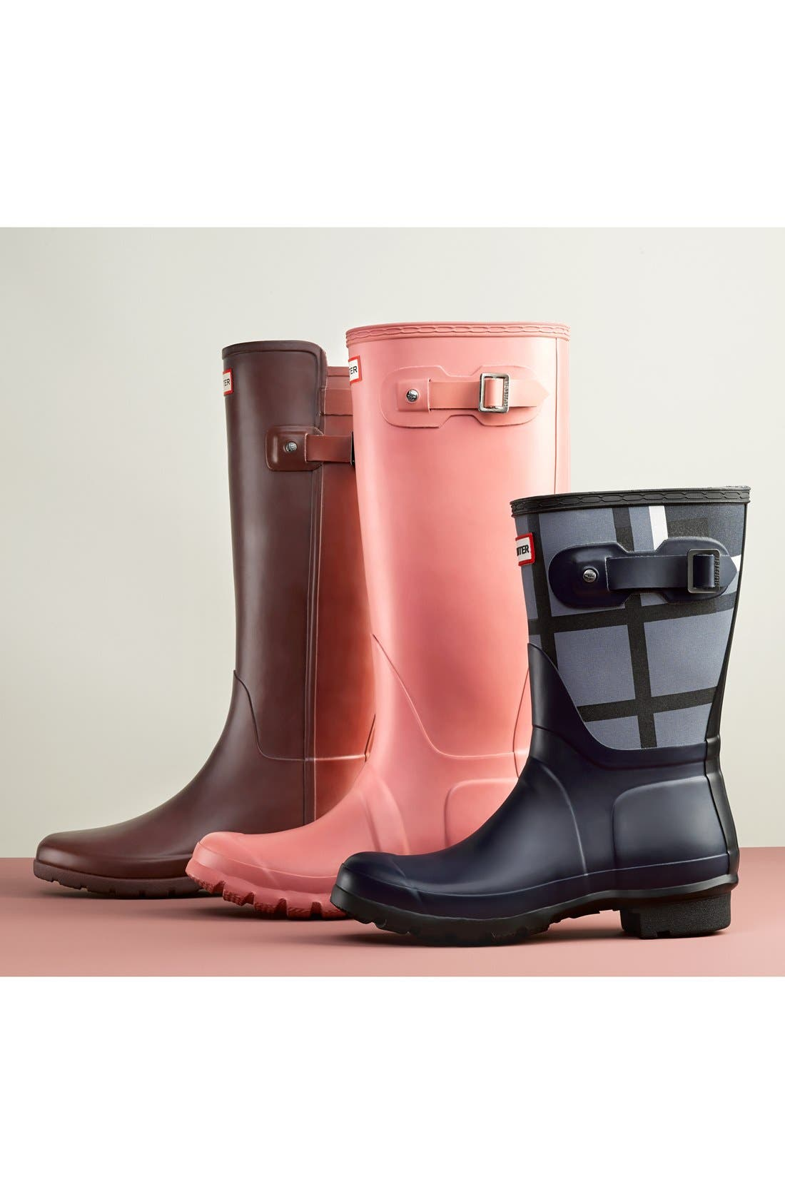 Alternate Image 9  - Hunter 'Original Tall' Rain Boot (Women)