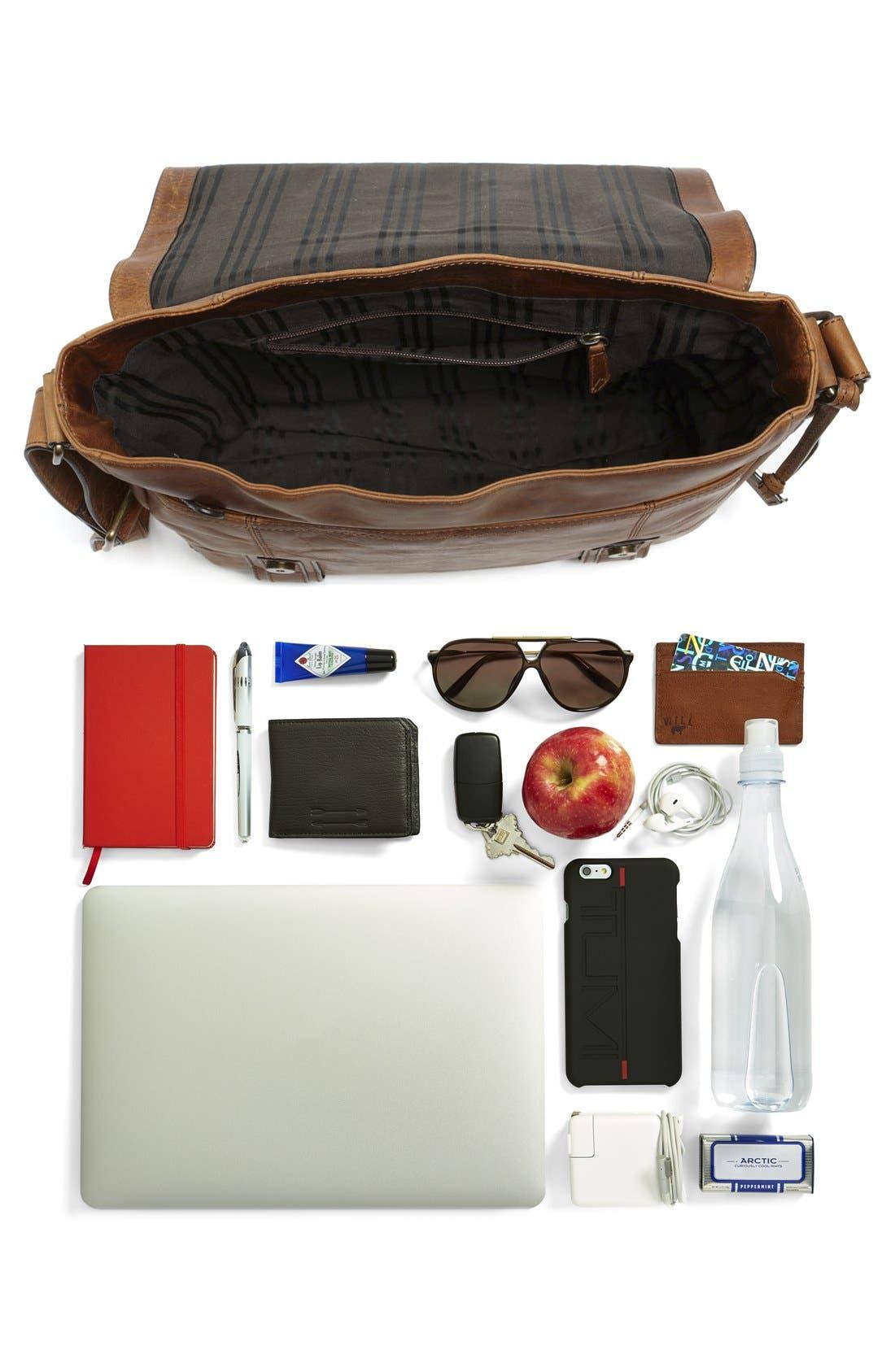 Alternate Image 7  - Frye 'Logan' Messenger Bag