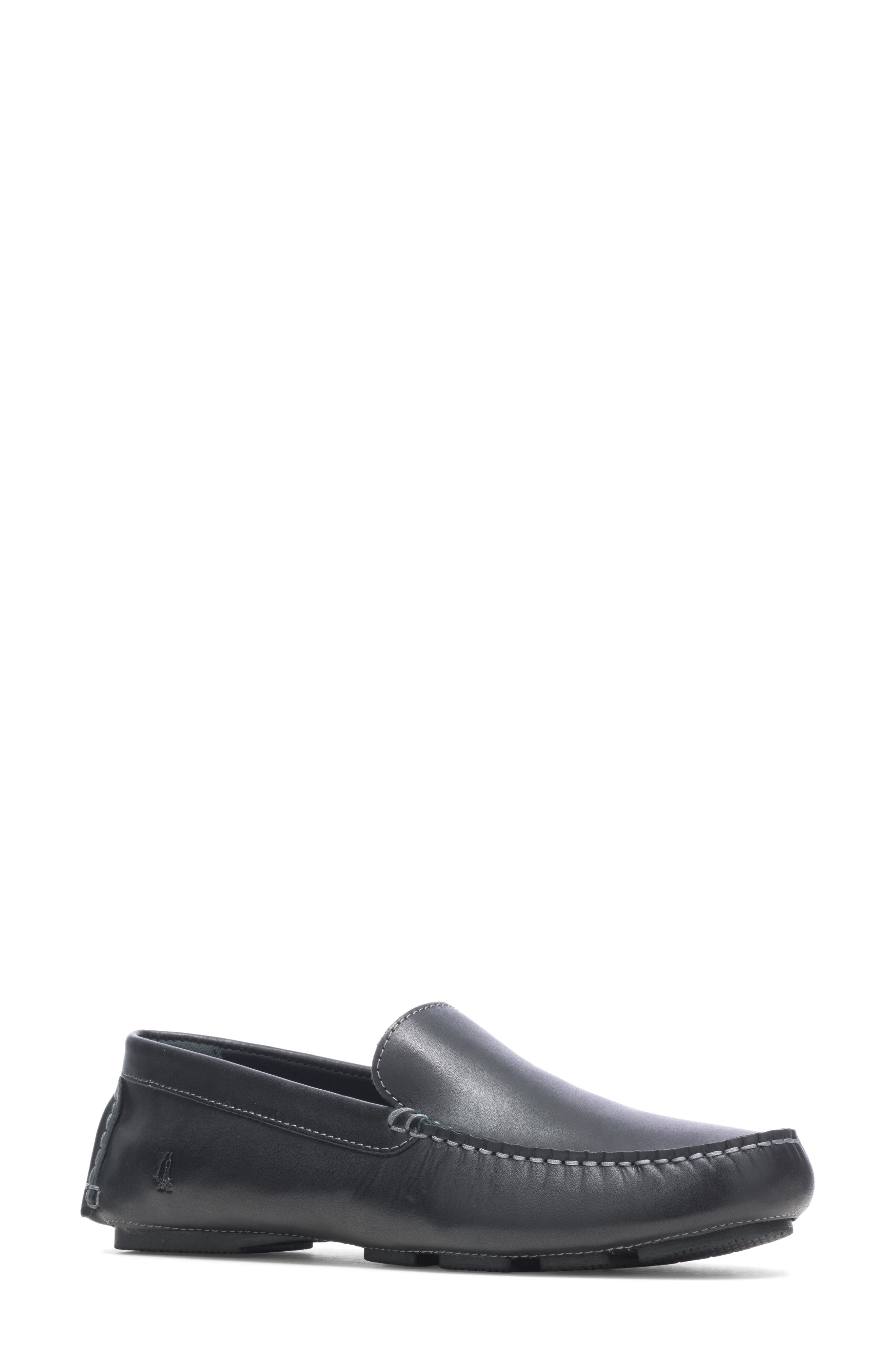 Mens Hush Puppies /'Duke/' Casual Leather Shoes
