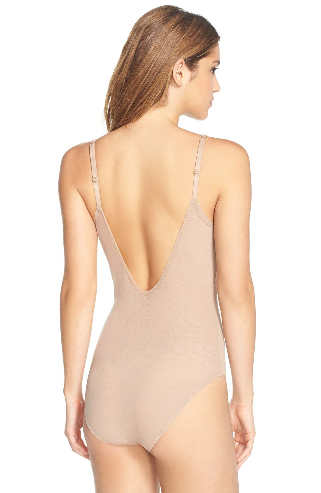 Alternate Image 2  - On Gossamer Bodysuit