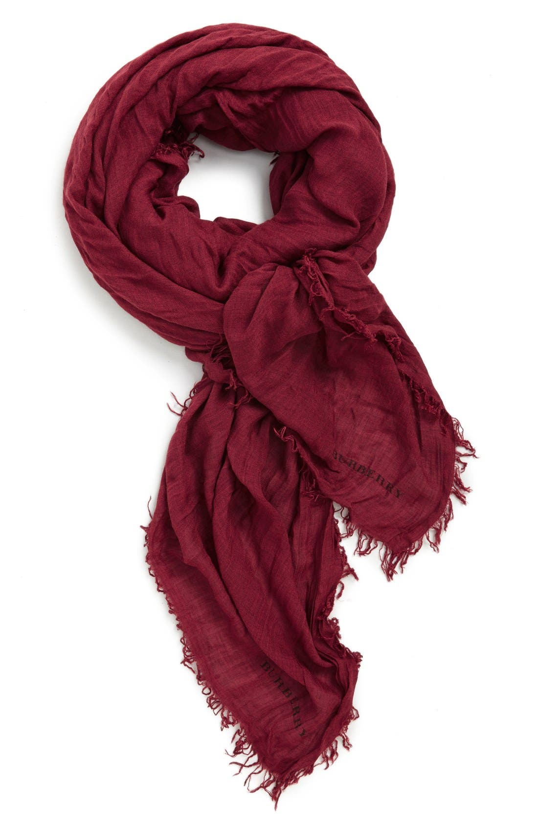 Alternate Image 1 Selected - Burberry Festival Scarf