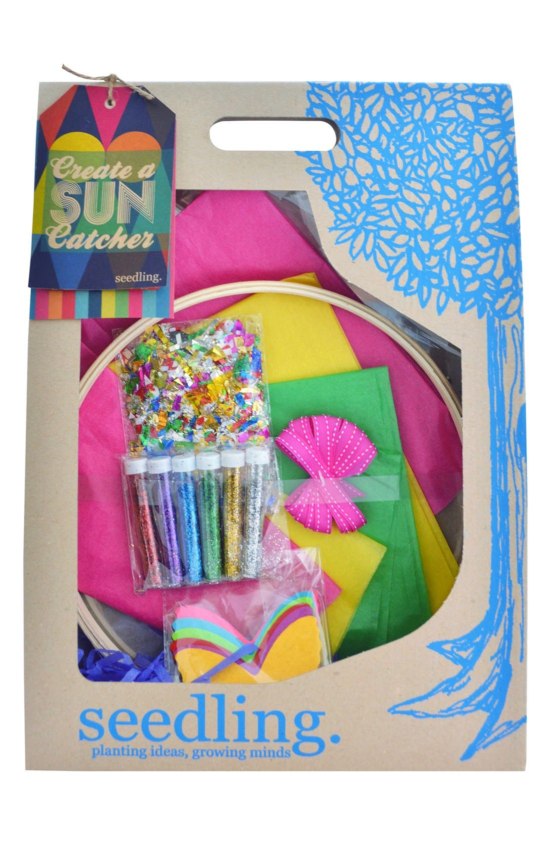 Main Image - seedling 'Create a Suncatcher' Kit