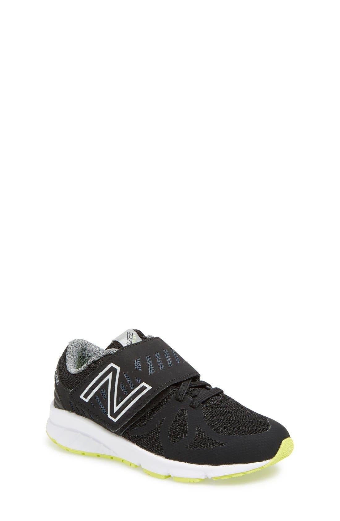 'Vazee Rush 200' Athletic Shoe,                             Main thumbnail 1, color,                             Black