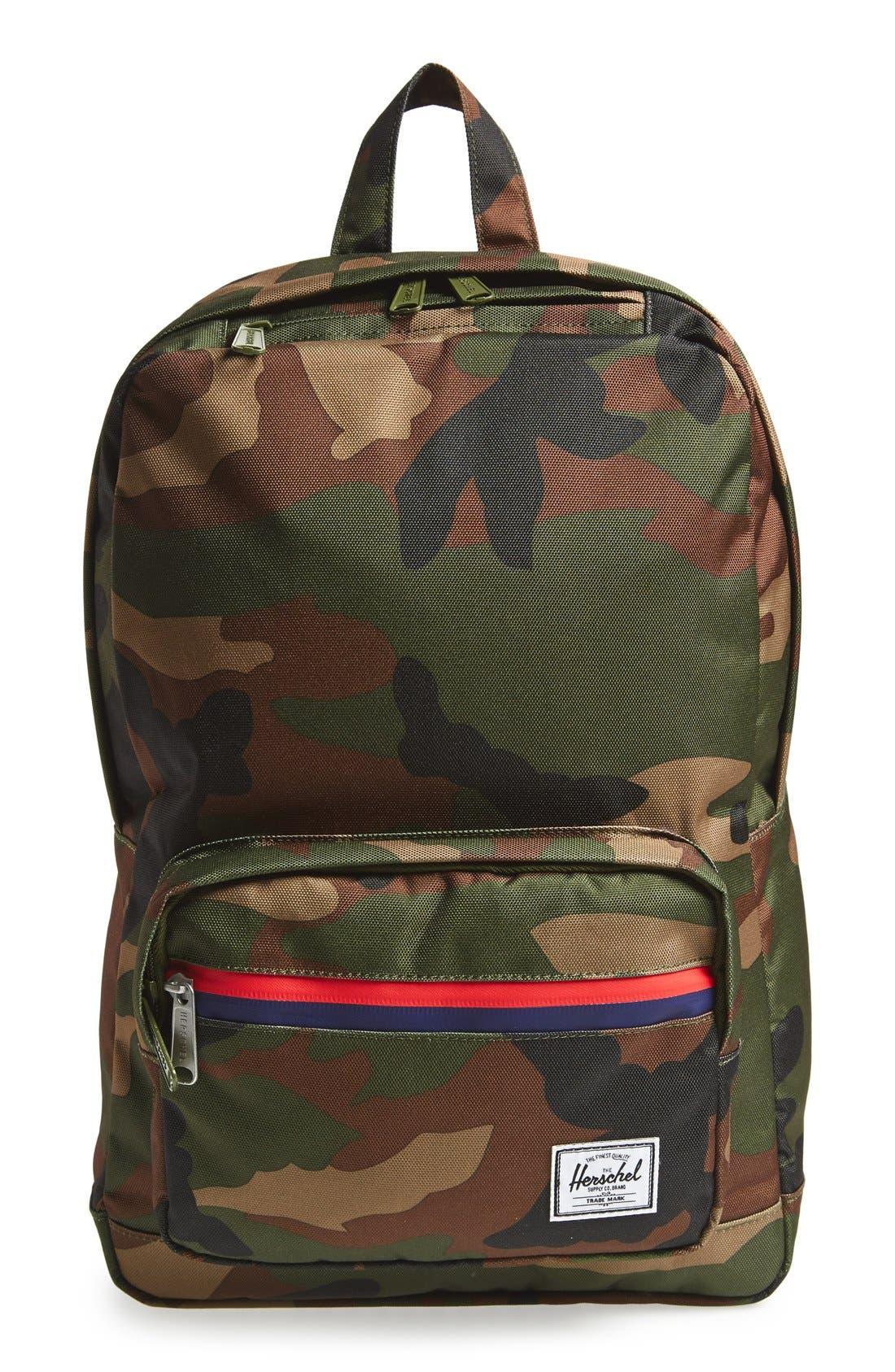 Alternate Image 1 Selected - Herschel Supply Co. 'Pop Quiz - Mid Volume' Backpack