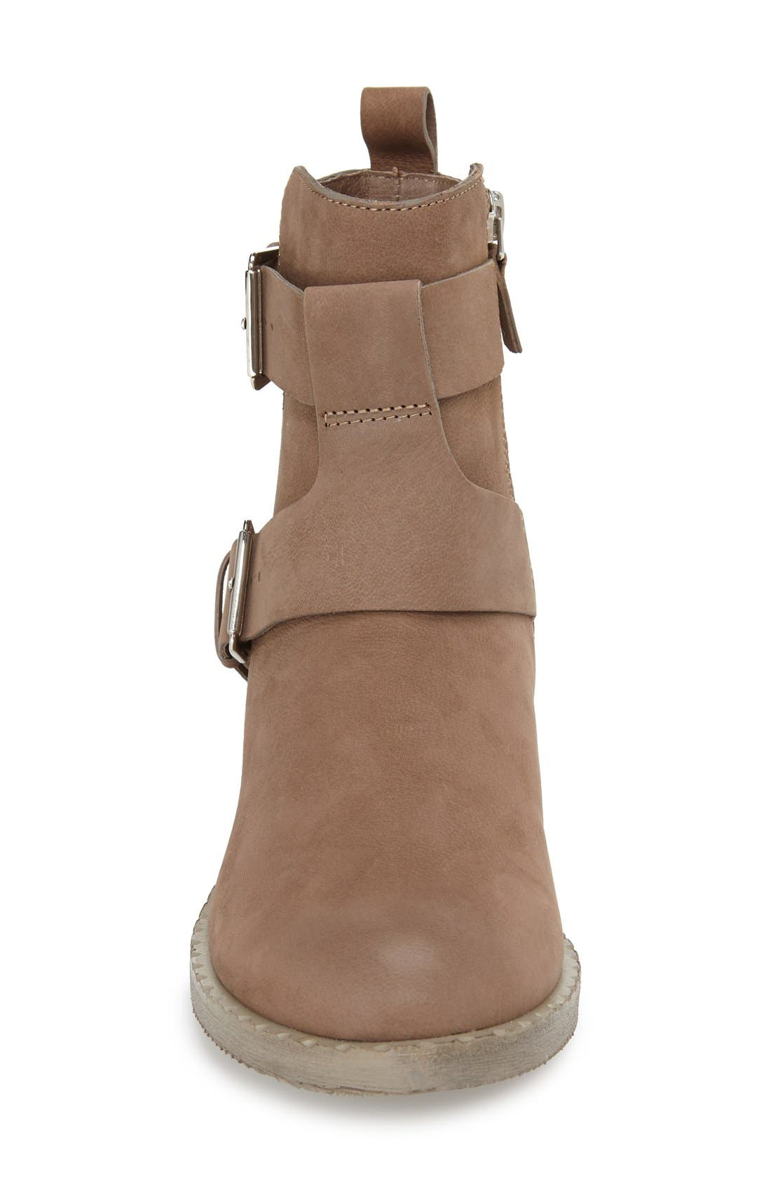 by Kenneth Cole 'Best Of' Boot,                             Alternate thumbnail 3, color,                             Beige Nubuck