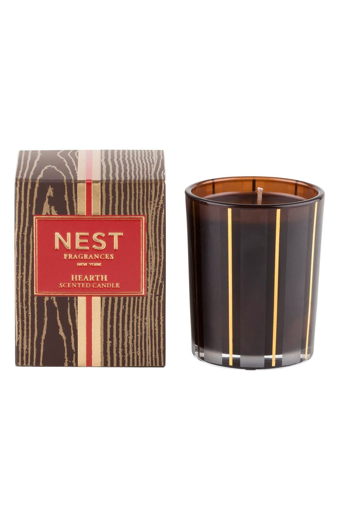 NEST Fragrances Hearth Scented Votive Candle