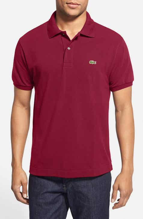 d3746ea0 Lacoste L1212 Regular Fit Piqué Polo