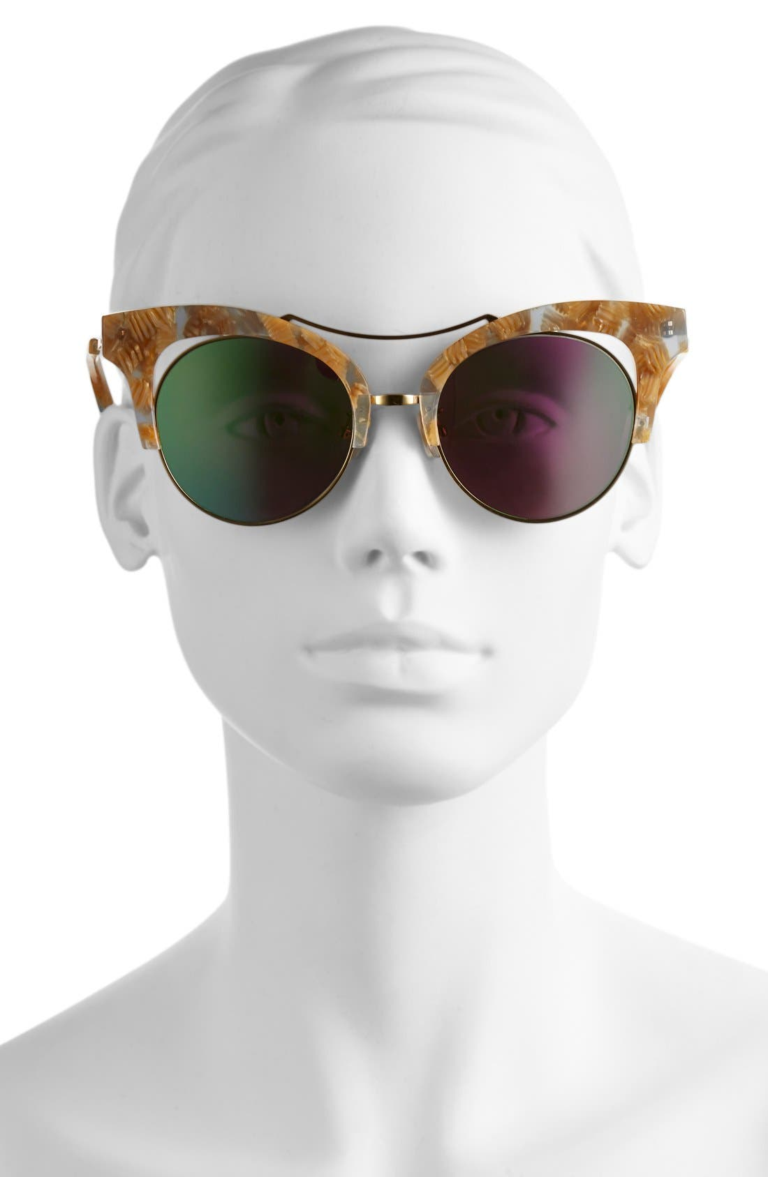 Alternate Image 2  - Gentle Monster 52mm Retro Sunglasses