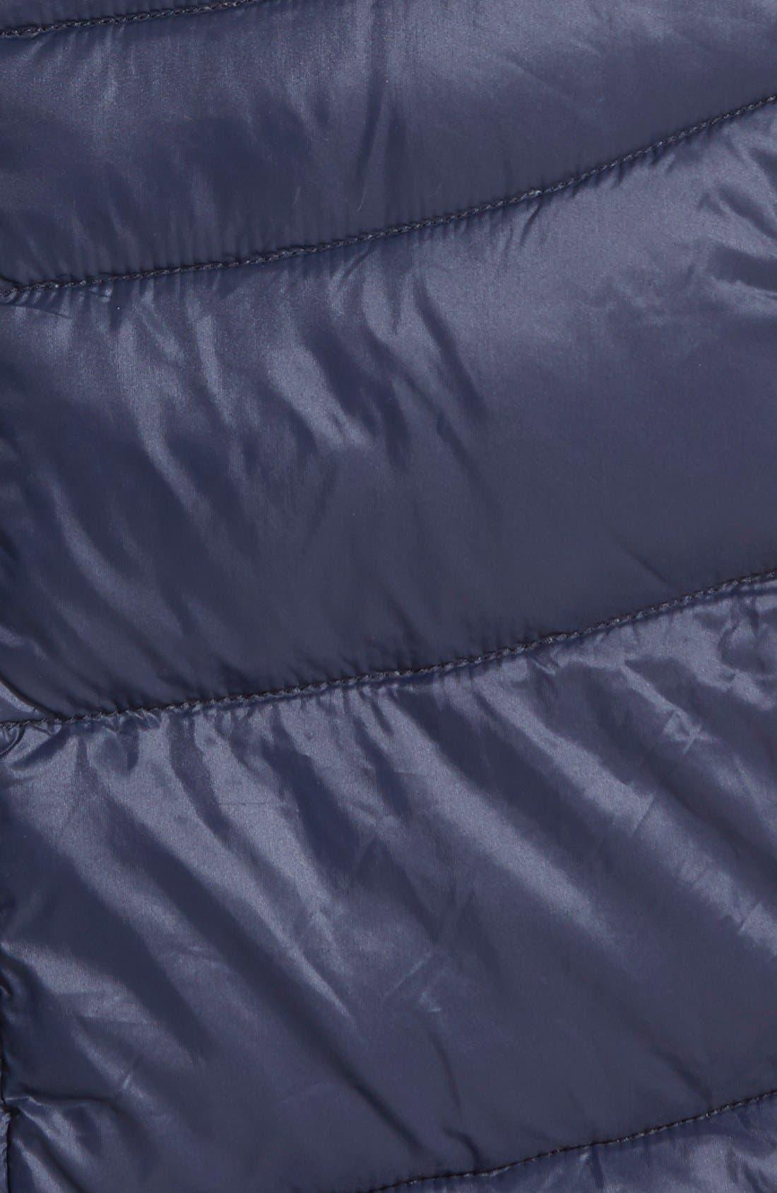 Alternate Image 3  - Bernardo Hooded Down & PrimaLoft® Fill Coat (Regular & Petite)